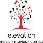 Elevation Music Movies Comics