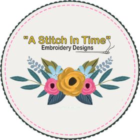 A Stitch in Time Embroidery Designs