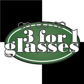 3-for-1 Glasses