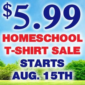Homeschool T-Shirts (Great Products)