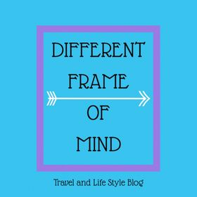 The Different Frame Of Mind