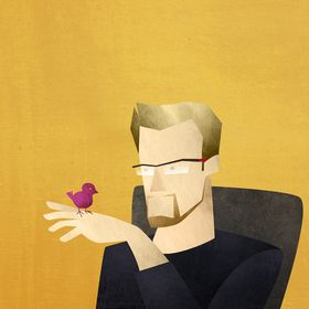 Mark Bird Illustration