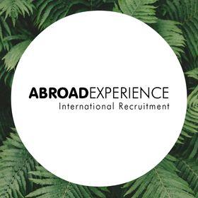 Abroad Experience International Recruitment