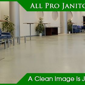 All Pro Janitorial Service Inc. 407-649-8878Call Us For Your Tuff Stains.