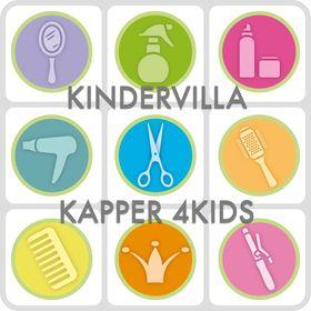 De Kindervilla Kapper 4 kids!