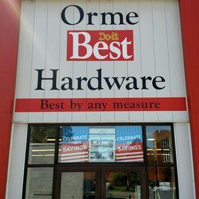 Orme Hardware