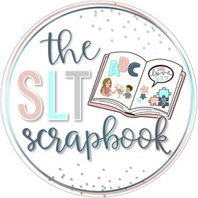 The SLT Scrapbook | Speech Therapy Activities and Ideas for SLPs