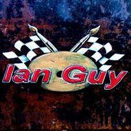 Ian Guy Motoring Artist