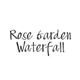 Rose Garden Waterfall