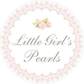 Little Girl's Pearls | Pearl Baby Jewelry | Jewelry for Little Girls