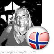 Åsne Emilie Vit Leer