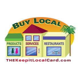 """Keep It Local"" App & Card"