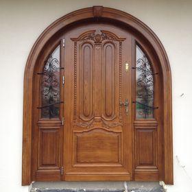 Drzwi Drewniane - Stolarstwo