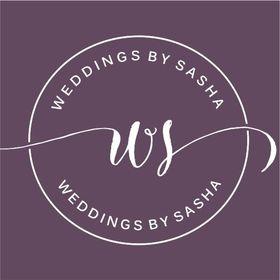 Weddings by Sasha