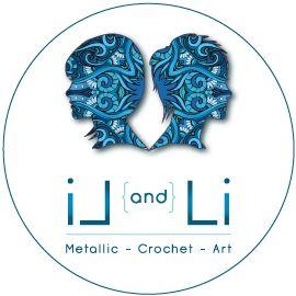 LI and LI Metalic Crochet Art