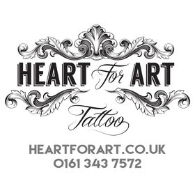Heart for Art Tattoo