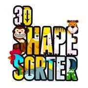 3D Shape Sorter