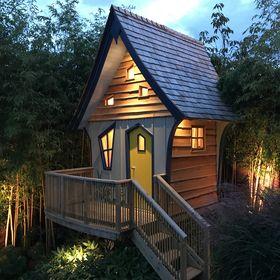 Plan Eden Garden Design & Forest Wild Treehouses