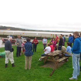 Waterford harbour tides'n'tales