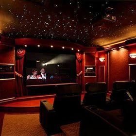 CinemaShop.com | Home Theater Interiors and Decor