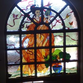 Creative Stained Glass Designs