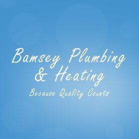 Bamsey Plumbing and Heating