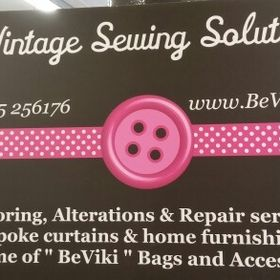 Vintage Sewing Solution
