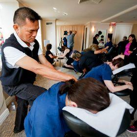 Chair Massage- Chicago