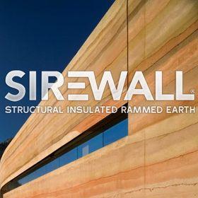 SIREWALL - Structural Insulated Rammed Earth