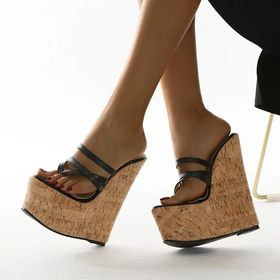 Sexy Shoes/ long  Toenails
