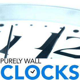 Purely Wall Clocks