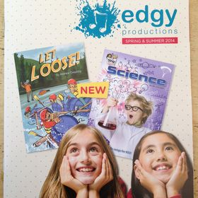 Edgy Productions - Musicals, plays & songs