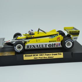 Golden era f1 slot cars