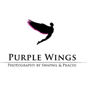 Purple Wings -Swapnil & Prachi