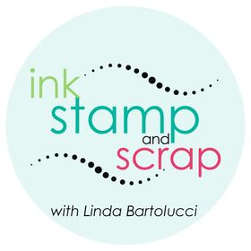 Ink Stamp and Scrap