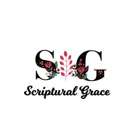 Scriptural Grace| Christian Shirts Women| Kids, Gifts,Bible Study