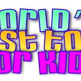 World's Best Toys for Kids