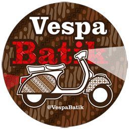 Vespa Batik