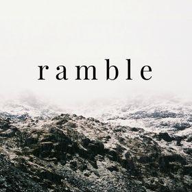 Ramble Guides