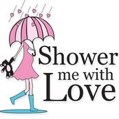 Shower Me With Love - Raleigh