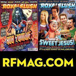 Royal Flush Magazine