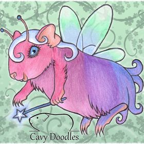 Cavy Doodles