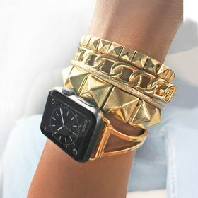 The Ultimate Cuff - Designer Apple Watch Bands