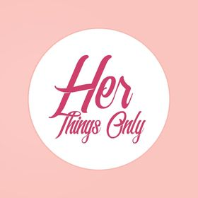 Her Things Only