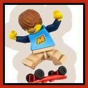 Hot Legos
