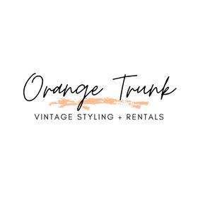 Orange Trunk Vintage Rentals