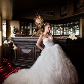 Cristina Edu - wedding dress  designer