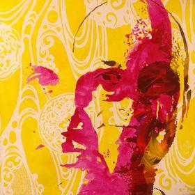 yigit yazici_ artist, painter, creator_ Happines is a choice. Mutluluk bir secimdir.