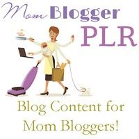 Mom Blogger PLR