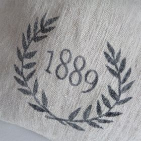Vintage Linen and Wool